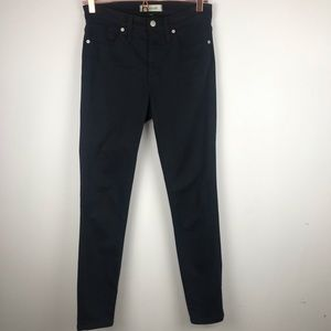 Madewell 9in High Waist Skinny Jeans Size 27 NWOT
